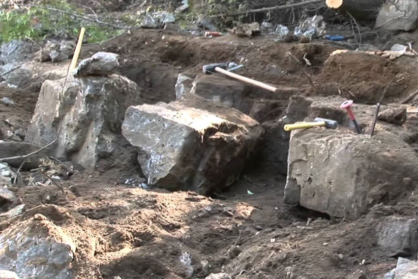 Herkimer Diamonds ⋆ Crystal Grove Diamond Mine and Campground